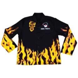 """""Fired Up"""" Welding Jacket – Size XXL"
