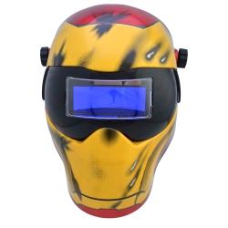 """""""""""Iron Man"""""""" I-Series Welding Helmet"""